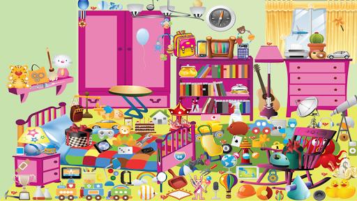 玩具隐藏对象