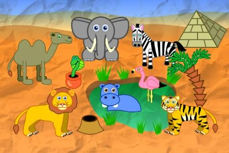 animals for toddlers lite screenshot thumbnail - Animal Pictures For Toddlers