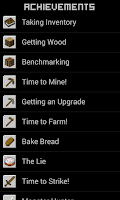 Screenshot of MineGuide 1.8 Minecraft Guide