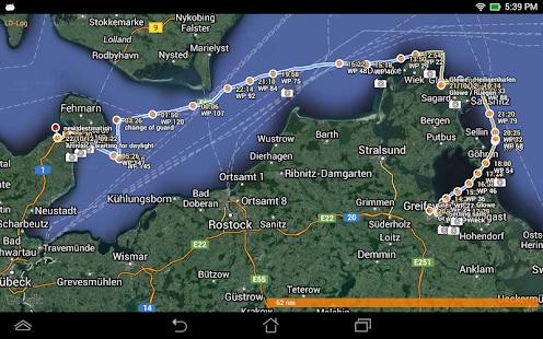 LD-Log – GPS Tracker & Logbook