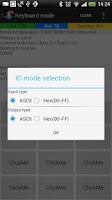 Screenshot of Bluetooth spp tools pro