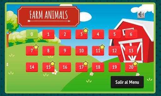 Farm Animals - Simon