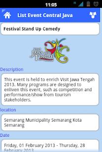 Visit Jawa Tengah - screenshot thumbnail