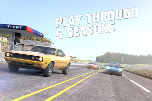 Need for Racing: New Speed Car Screenshot