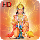 Lord Hanuman HD Live Wallpaper