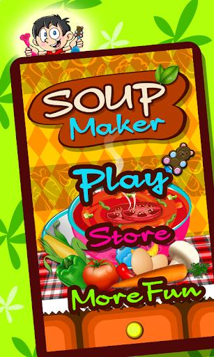 スープ メーカー - 料理ゲーム