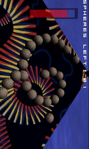Snake of Spheres
