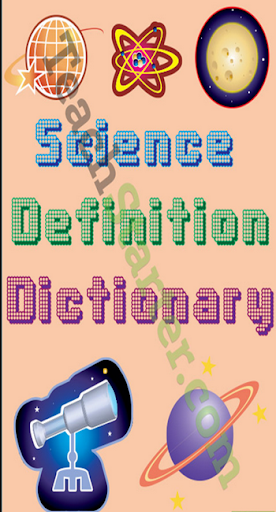 Science Dictionary Biology