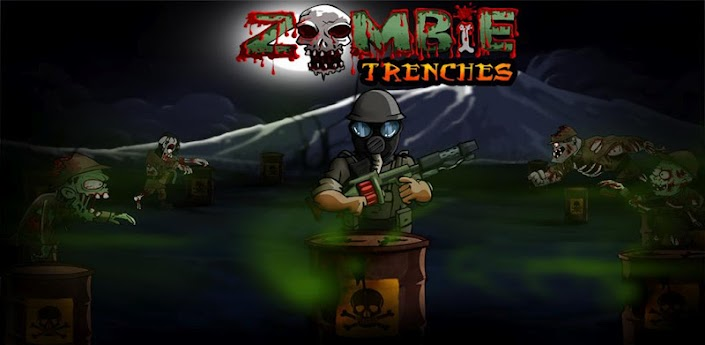 Zombie Trenches Best War Game apk