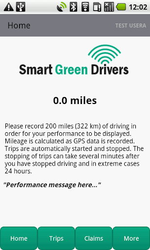 SGD Smart Green Drivers