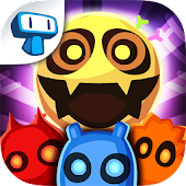 oNomons - Free Match 3 Smart Puzzle Game