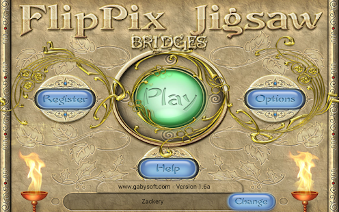 FlipPix Jigsaw - Bridges- screenshot thumbnail