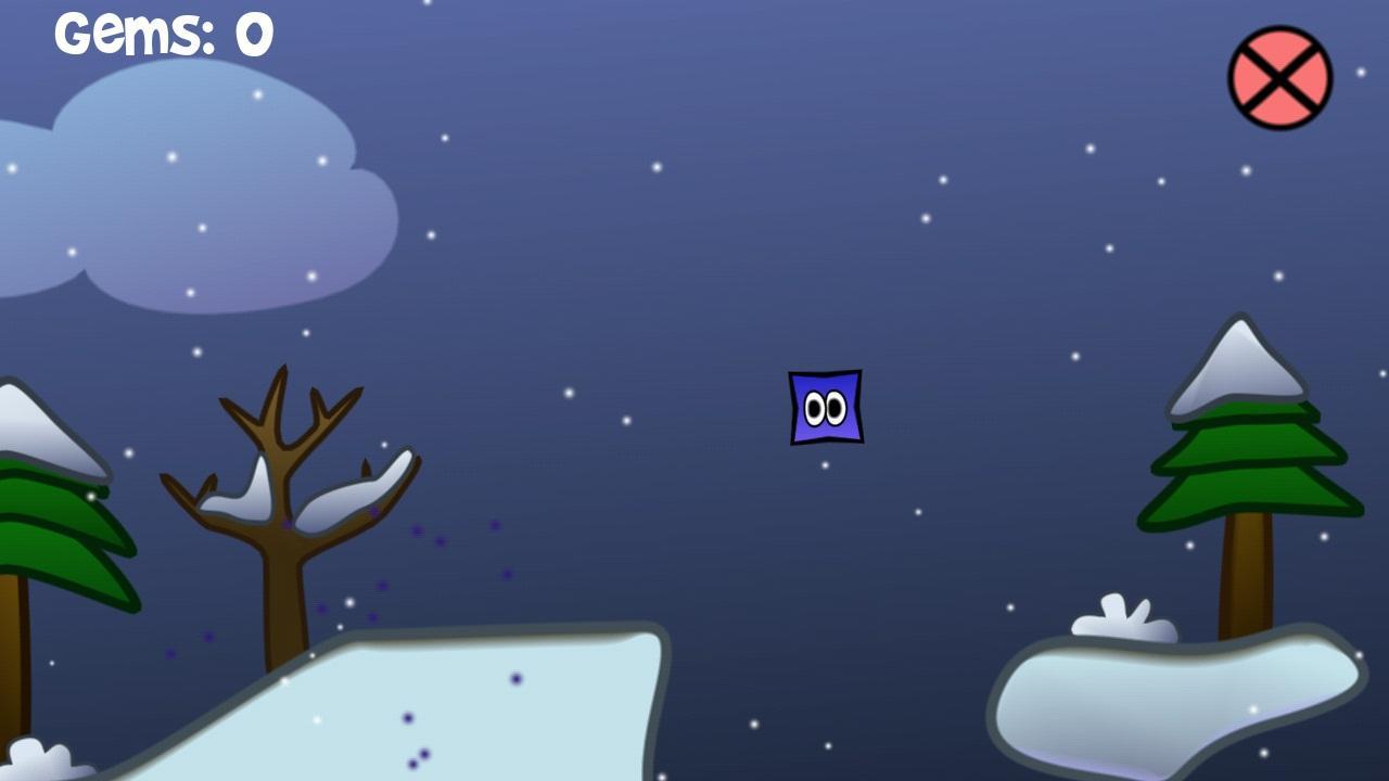 Cube Story (Rovio Style) - screenshot