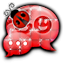 GO SMS - Lady Bug icon
