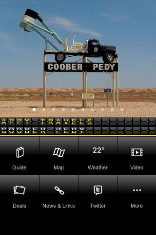 Coober Pedy - Appy Travels