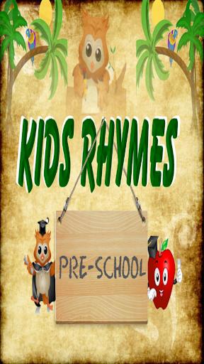 Kids Pre-School Rhymes