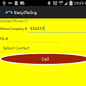 Easy Dialing