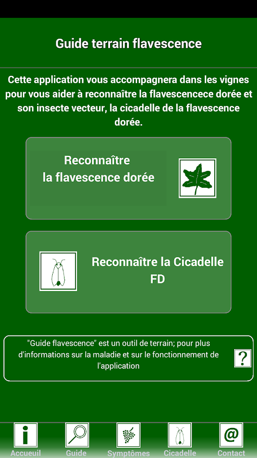 GUIDE FLAVESCENCE- screenshot