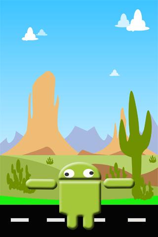 Crazy Android Magic LWP