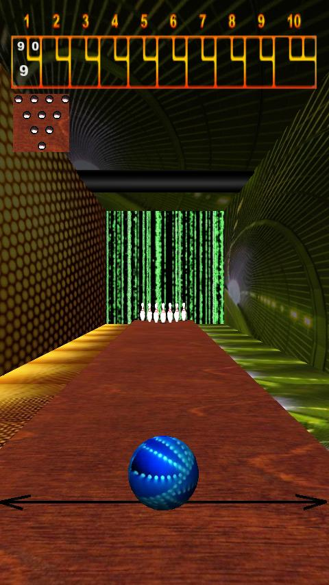 SMART BOWLING 3D - screenshot