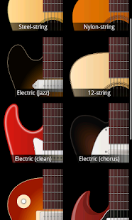 Jimi Guitar Lite - screenshot thumbnail