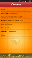 Screenshot of Feng Shui & Horoscope 2015