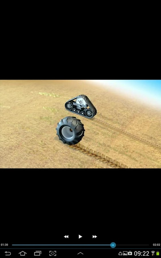 New Holland Ag Brochures- screenshot