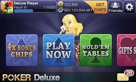 Texas HoldEm Poker Deluxe Pro 1.6.4 screenshot 7530