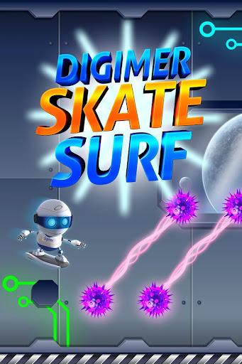 Digimer Skate Surf