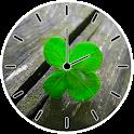 Lucky Clover Clock Widget icon
