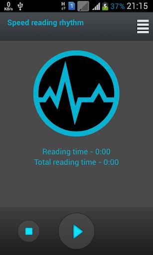【免費教育App】Speed reading - rhythm-APP點子