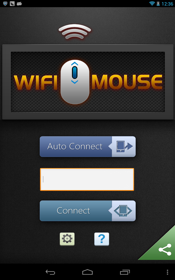 WiFi Mouse Pro - screenshot