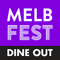 Melbourne Festival Dine Out logo