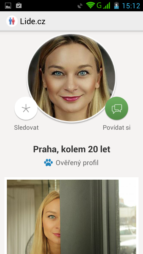 Lide.cz - screenshot