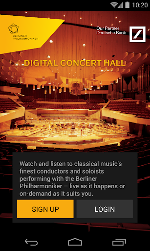 Digital Concert Hall