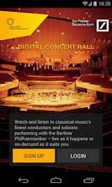 Digital Concert Hall Screenshot 1