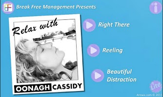 Screenshot of Relax with Oonagh Cassidy