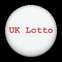 UK Lottery number generator logo