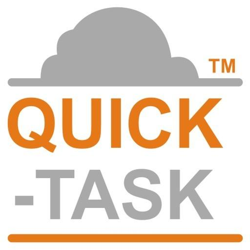 Quick Task Sales LOGO-APP點子