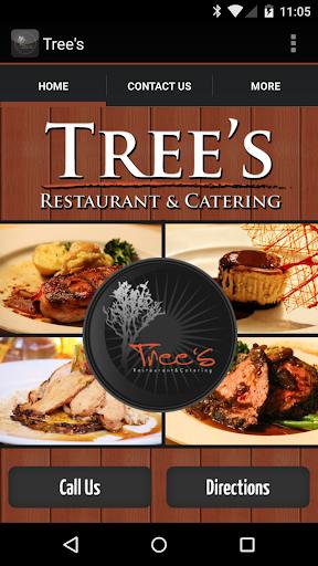 Tree's Restaurant Catering