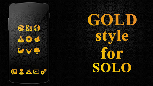 Gold Style - Solo Theme