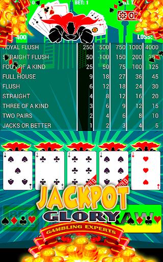 Heroes Card Universe Poker