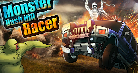 Monster Car Hill Racer Screenshot 16