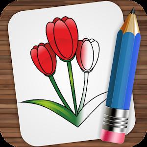 Rysunek Kwiaty APK