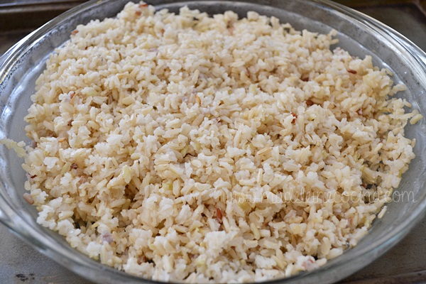 Quick Brown Rice Recipe