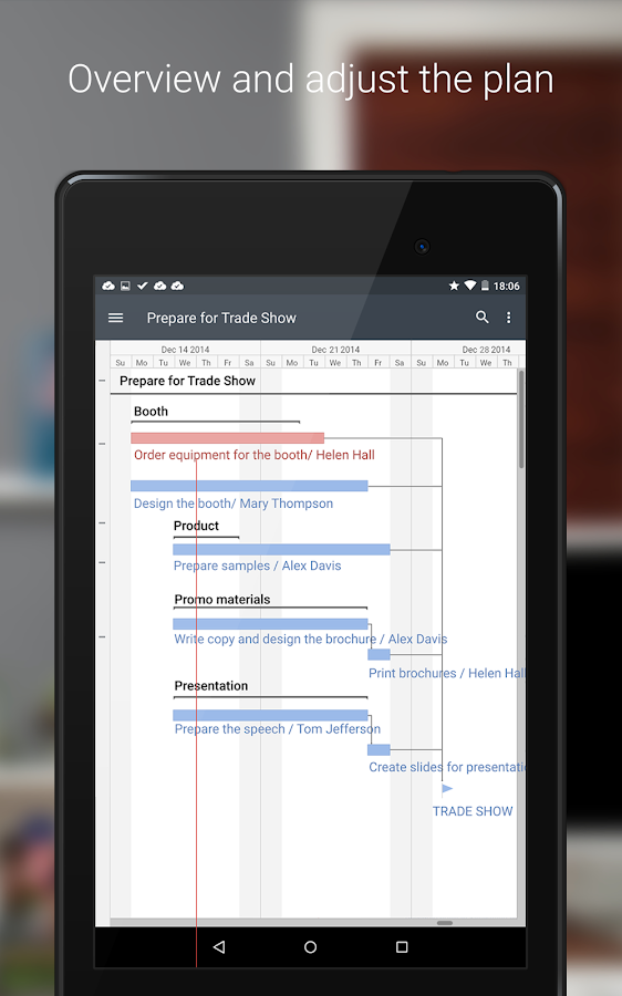 Wrike - Project Management- screenshot