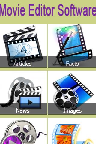 電影 編輯 軟件