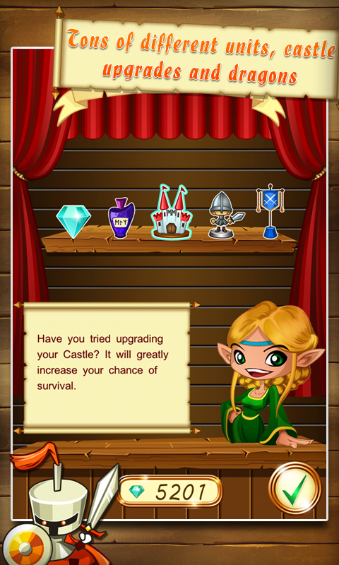 Fantasy Kingdom Defense HD- screenshot