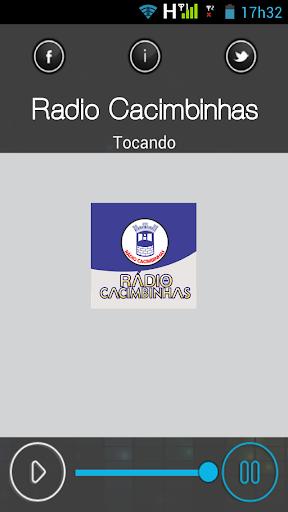 【免費音樂App】Rádio Cacimbinhas-APP點子