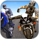 Bike Attack Race : Stunt Rider 3.5 Apk